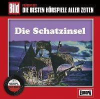 Cover Hörspiel - Bild präsentiert: Die besten Hörspiele aller Zeiten / 19. Die Schatzinsel