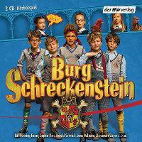 Cover Hörspiel - Burg Schreckenstein