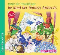 Cover Hörspiel - Cattu, der Traumfänger - Im Land der bunten Fantasie