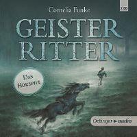 Cover Hörspiel - Cornelia Funke: GeisterRitter