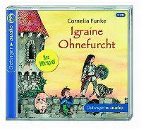 Cover Hörspiel - Cornelia Funke: Igraíne Ohnefurcht