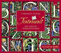Cover Hörspiel - Cornelia Funke: Tintenwelt