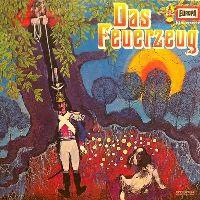 Cover Hörspiel - Das Feuerzeug