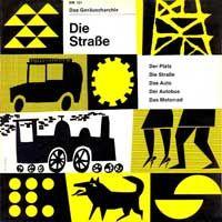 Cover Hörspiel - Das Geräuschearchiv: Die Straße