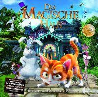 Cover Hörspiel - Das magische Haus