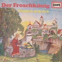 Cover Hörspiel - Der Froschkönig