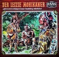 Cover Hörspiel - Der letzte Mohikaner