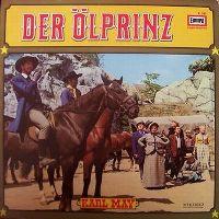 Cover Hörspiel - Der Ölprinz
