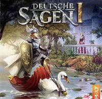 Cover Hörspiel - Deutsche Sagen I