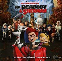 Cover Hörspiel - Die Abenteuer von Mr. Peabody & Sherman