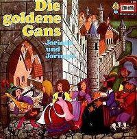 Cover Hörspiel - Die goldene Gans