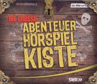Cover Hörspiel - Die grosse Abenteuer Hörspiel Kiste