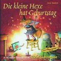 Cover Hörspiel - Die kleine Hexe hat Geburtstag