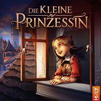 Cover Hörspiel - Die kleine Prinzessin