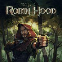 Cover Hörspiel - Die Legende von Robin Hood