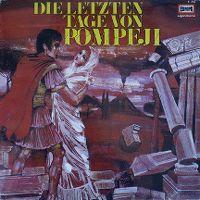 Cover Hörspiel - Die letzten Tage von Pompeji