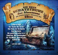 Cover Hörspiel - Die neue Schatztruhe der Abenteuer