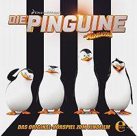 Cover Hörspiel - Die Pinguine aus Madagascar