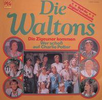 Cover Hörspiel - Die Waltons
