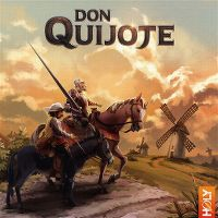 Cover Hörspiel - Don Quijote