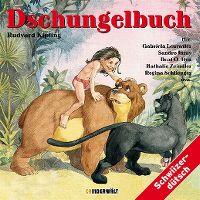 Cover Hörspiel - Dschungelbuch (schwiizerdütsch)