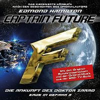Cover Hörspiel - Edmond Hamilton: Captain Future