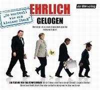 Cover Hörspiel - Ehrlich gelogen