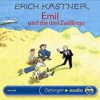 Cover Hörspiel - Erich Kästner: Emil und die drei Zwillinge