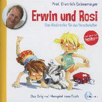 Cover Hörspiel - Erwin und Rosi