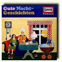 Cover Hörspiel - Gute Nacht-Geschichten