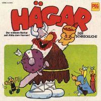 Cover Hörspiel - Hägar, der Schreckliche