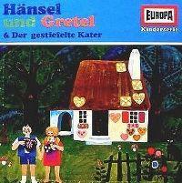 Cover Hörspiel - Hänsel und Gretel & Der gestiefelte Kater