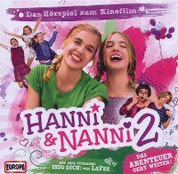 Cover Hörspiel - Hanni & Nanni 2
