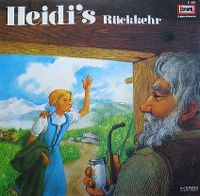 Cover Hörspiel - Heidi's Rückkehr