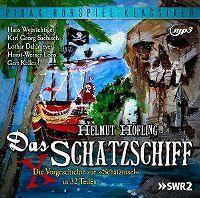 Cover Hörspiel - Helmut Höfling: Das Schatzschiff