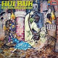 Cover Hörspiel - Hui Buh das Schloßgespenst