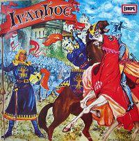 Cover Hörspiel - Ivanhoe