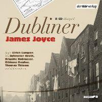Cover Hörspiel - James Joyce: Dubliner