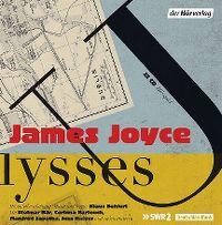 Cover Hörspiel - James Joyce: Ulysses