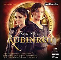 Cover Hörspiel - Kerstin Gier: Rubinrot