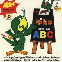 Cover Hörspiel - Kiko lernt das ABC