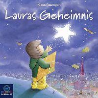 Cover Hörspiel - Klaus Baumgart: Lauras Geheimnis