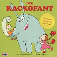 Cover Hörspiel - Klaus Cäsar Zehrer: Der Kackofant