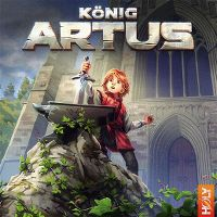 Cover Hörspiel - König Artus