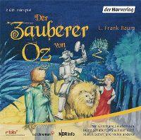 Cover Hörspiel - L. Frank Baum: Der Zauberer von Oz