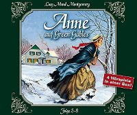 Cover Hörspiel - Lucy Maud Montgomery: Anne auf Green Gables