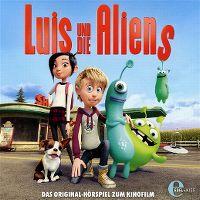 Cover Hörspiel - Luis und die Aliens