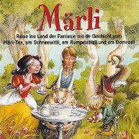 Cover Hörspiel - Märli - Reise ins Land der Fantasie