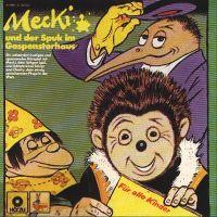 Cover Hörspiel - Mecki und der Spuk im Gespensterhaus