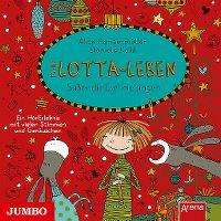 Cover Hörspiel - Mein Lotta-Leben - Süsser die Esel nie singen